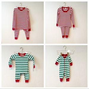 Hanna Andersson Family Matching Pajama Sets